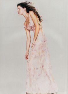 Gisele Bundchen by Mario Testino for Atelier Versace S/S 1999