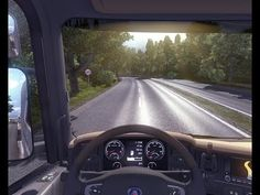Euro Truck Simulator 2 - Amsterdam To Salzburg In DAF XF SPACE part 1