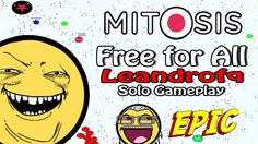 Mitosis the Game - Free for All - leandrofq - Destroying the Room - Solo...
