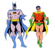Batman and Robin 80s