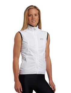 Gore Bike Wear Women's Countdown AS Lady Vest, White, X-Small - http://ridingjerseys.com/gore-bike-wear-womens-countdown-as-lady-vest-white-x-small/