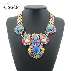2014 Brand New Fashion Accessories Jewelry Statement Necklaces & Pendants Bib Vintage Necklace Choker Pendant For Women Collar-in Choker Necklaces from Jewelry on Aliexpress.com   Alibaba Group