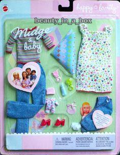 Barbie Family, Mattel