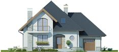 Bella II Modern Bungalow House, Home Fashion, Home Projects, Facade, Villa, Cabin, Mansions, House Styles, Wood