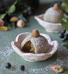 Daifuku à la pistache & fleur d'oranger – la cuisine suggestive