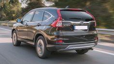 новая хонда CR - V 2015 !  (  New Honda CR - V 2015 ! )