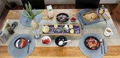 4 healthy and vegan breakfast ideas