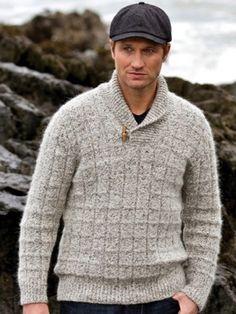 746df01e43 Fisherman Sweater Alpaca Merino Wool FDZ11K