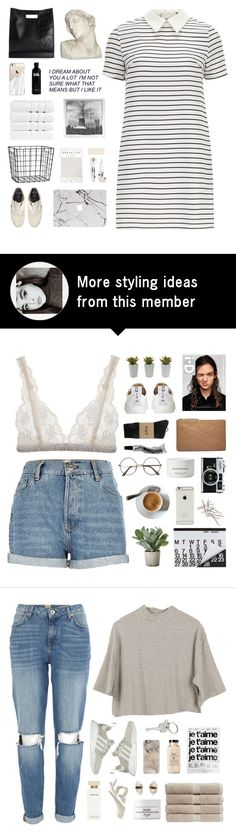 """elevator song"" by nothing-like-the-rain on Polyvore featuring Alice & You, Jack Wills, 3.1 Phillip Lim, H&M, Mark's Tokyo Edge, Christy, House Parts, Casetify and Adia Kibur"