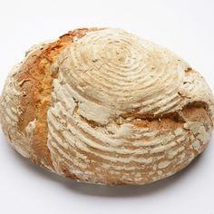 Chleb okrągły Kształt najczęściej spotykany w wiejskich piekarniach. Chrupiący i trwały.