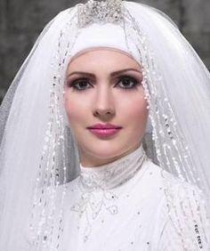 Ilovehishma: Bridal Hijab / by Jailan Atef #PerfectMuslimWedding