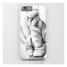 Ballet iPhone & iPod Case ($35) ❤ liked on Polyvore featuring accessories, tech accessories and iphone & ipod cases
