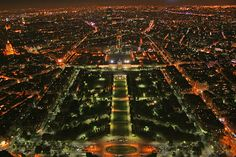 Champ de Mars: Named for the Roman God of War, Champ de Mars is a long stretch of grass bordered by laid-out gardens. Located between the École Militaire and the Seine River, the open area offers a magnificent, uninterrupted view of the Eiffel Tower.