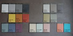 KABE Colours