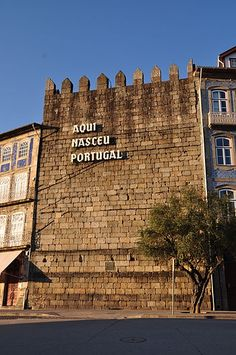 Guimarães, birthplace of Portugal National Identity (Unesco World Heritage) Portugal, Meanwhile In, The Beautiful Country, Azores, Atlantic Ocean, Archipelago, Lisbon, Monument Valley, Castle