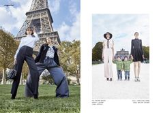 THE TOURISTS – Fashion Editorial by CESAR LOVE ALEXANDRE