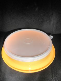 Vintage Tupperware Child's divided dish by TeresaScholleDesigns, $3.00