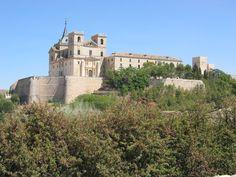 Monasterio de Uclés, Cuenca, Spain.
