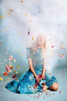 Sienna Miller by Ryan Mcginley for Vogue Uk April 2012