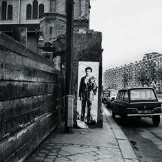 Rimbaud in situ, sérigraphie 1978-1979, oeuvre d'Ernest Pignon Ernest