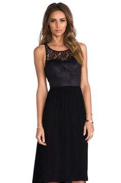 Ladakh Midnight Crush Dress in Black from REVOLVEclothing