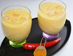 Mango-Gembersmoothie :: De Voedingsapotheek