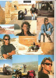Maffay collage 1990