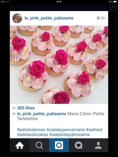 Prettiest pastries