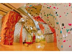 Climbing centres - Climbing walls