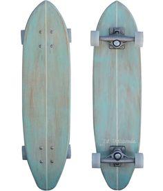 SALT SURF — DL Brushed Seafoam