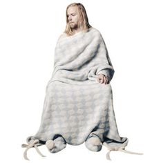 Snow Blanket, 230€, now featured on Fab.