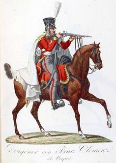Saxon Dragoon