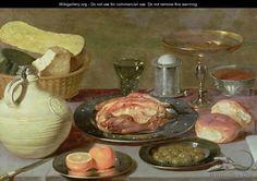 Still Life 2 - Floris Gerritsz. van Schooten