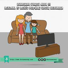 Jika anda membuat seseorang bahagia hari ini, maka anda membuat dia berbahagia 20tahun lagi. Saat ia mengenang peristiwa itu~Sidney Smith  Mari kita meluangkan waktu untuk keluarga dan untuk berbahagia. #RelaxTime  #GoodEvening #quote #time #serang #kotaserang #Banten #Indonesia  http://www.kotaserang.com