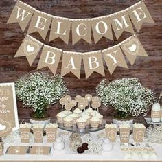 Rustic baby shower decorations printable by MagicPartyDesigns Personalisierung, . - Rustic baby shower decorations printable by MagicPartyDesigns Personalisierung, Kasse, Rustikaler G - Décoration Baby Shower, Shower Bebe, Gender Neutral Baby Shower, Girl Shower, Shower Party, Baby Shower Parties, Shower Games, Unisex Baby Shower, Baby Party