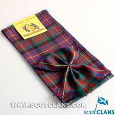 Clan Cameron Tartan