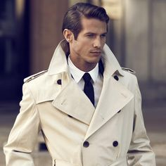 Dramatic Man might wear something like this - can you imagine the women's version?