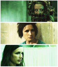 Amanda Young (Shawnee Smith), Saw I, Saw II, Saw III