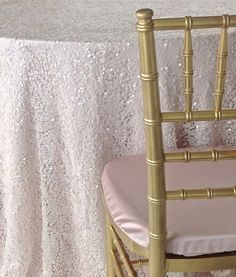 Blush pink, champagne nude and gold accents everywhere! Marie Antoinette, the queen of parties herself, is such an inspiration when we're designing events. Look to her love of details and the opulence of Versailles  for your own dream wedding!