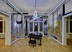 Anselm Reyle + Marianna Uutinen - Salon Dahlmann, Marburger Straße 3 in Berlin