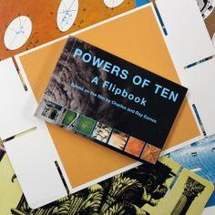 #Eames Office Powers of Ten Flipbook