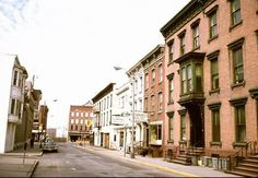Grand St between 4th & 5th 1973
