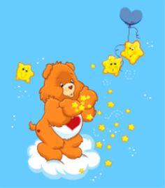 Tender Heart Care Bear   Care Bears .·:*¨¨*:·.
