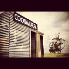 My photo of the old and defunct train station at the town of Coonawarra in South Australia — put through Instagram.    See the rest of my photography portfolio on RedBubble: http://www.redbubble.com/people/felinemind
