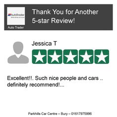 Check out this 5-star review from one of our customers! Have you posted on our review page yet? Review us today: https://hoy.cc/1ql