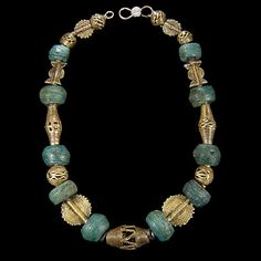 Necklace, african jewelry
