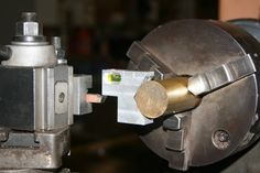 Made In USA Lathe Centering Tool Insert Height Gauge