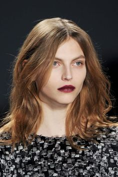 Fall 2013 Hair Trend Report: Undone Texture