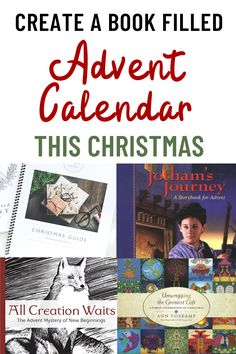 If you are looking for some fun books for your child's advent calendar, check out these ones here! This book list is perfect to get ready for Christmas in your homeschool. Check out ThePeacefulPress.com for more Christmas crafts and fun as well as other homeschool curriculum ideas. Early Learning Activities, Letter Activities, Reading Activities, Teaching Science, Teaching Reading, At Home Preschool Curriculum, Homeschool Curriculum, Advent Season, Learn To Read