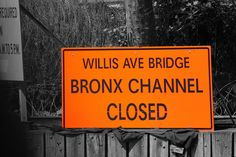 Bronx Channel - Willis Ave Bridge - New York by Enzo Franco Sparacino, via Flickr